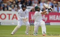 Centurion Misbah pushes up Pakistan to 282/6 on Day 1 at Lord's