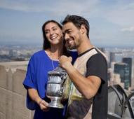 '15 US Open tennis champion Pennetta says she's pregnant (Yahoo Sports)
