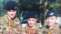 Triplets to serve together in Army