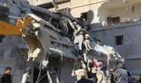 SOHR: Russian raids on Idlib leave 121 dead
