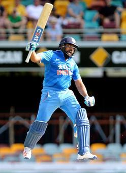 Run-machine Rohit is MVP of Australia-India ODIs