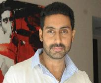 Abhishek Bachchan gives away Indian Football Awards