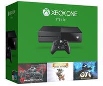 Xbox One Deals: 3 Games 1TB Xbox One Bundle For $300 Via Amazon