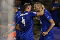 Leicester's 'Dragon Slayer' Slimani cuts down Porto