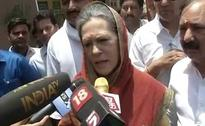 Uri Attack A Deplorable Affront On National Conscience: Congress President Sonia Gandhi