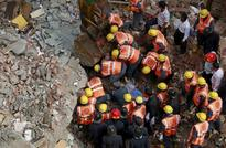 Maharashtra: 7-month-old baby survives Bhiwandi building collapse