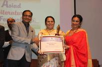 Divya Dutta honoured with Literary Excellence Award - News