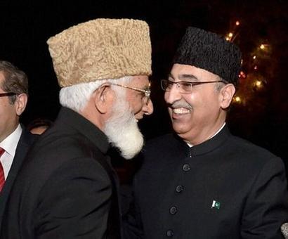 India rejects Pak's invite for Kashmir talks