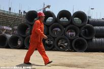 Baosteel, Wuhan Steel announce restructuring plans
