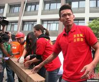 Lin Dan and Xie Xingfang donate 2.2 mln to quake-hit zone