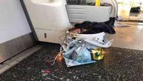 London Police investigating Parsons Green Station explosion as 'terrorist incident'