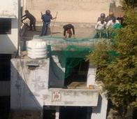 How A Girl In Palwal Shot A Video Of A Leopard When It Entered Her House And Injured People