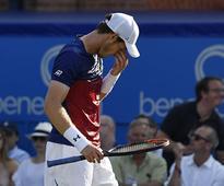 Mubadala World Tennis Championship: Andy Murray makes losing return from injury against Roberto Bautista Agut