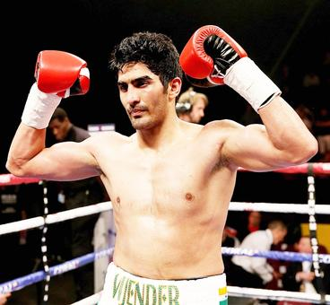 I'll knock Ernest out in early rounds: Vijender