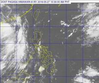 Pagasa: Southwest monsoon weakens, but expect rainy weekend