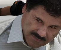 Key dates in Mexico's pursuit and extradition of 'El Chapo'