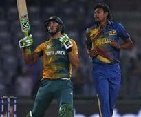 World T20: South Africa Captain Faf du Plessis Fined For Dissent