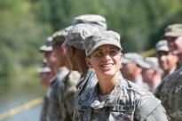 Kristen Griest makes history by becoming US Army's first female infantry officer