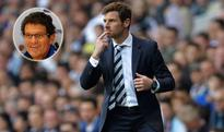 Tottenham boss Andre Villas-Boas snubs PSG who turn to Fabio Capello