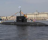 Revealed: Russia's Lethal New Kalina-class Submarine