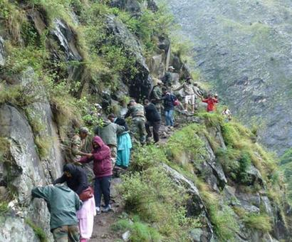 Helicopter service on 'chardham yatra' route suspended