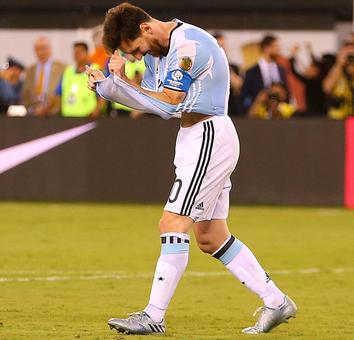 The highs and lows of Lionel Messi's Argentina career
