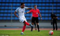 Japan U23s 0-1 England U21s: Lewis Baker scores from the spot as Young Lions reach Toulon Tournament final