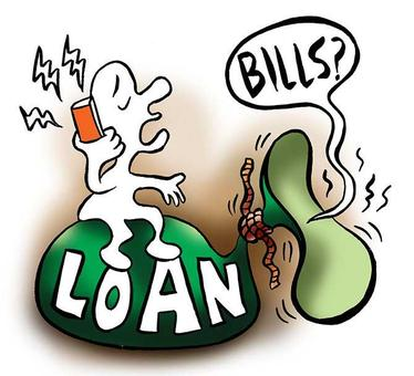 Want a loan? Pay your phone bills in time