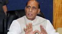 Anyone born in India cannot be called anti-national, says Rajnath Singh