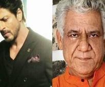 Shah Rukh Khan mourns Om Puris death