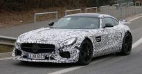 More powerful Mercedes-AMG GT R spied ahead of Goodwood debut