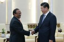 NSA Doval meets Xi Jinping
