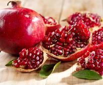 Health Benefits Of Pomegranate Peel