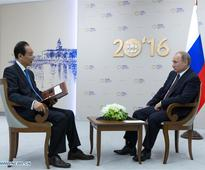 Full text of Xinhua's exclusive interview with Putin