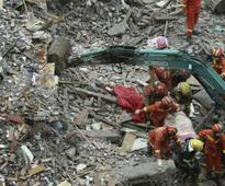 14 people killed, 147 injured in building explosion in China