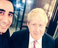 Bilawal-Johnson selfie goes viral