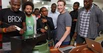 Facebook CEO visits Nairobi to see Kenyan innovation in action