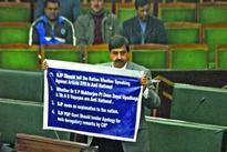 Pawan Gupta marshalled out