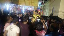 Odisha Congress leader Bapi Sarkhel appears for police interrogation, senior cops begin questioning