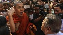 Myanmar nationalists protest US use of 'Rohingya'