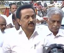 DMK-led opposition meets Governor, demands immediate convening of Assembly