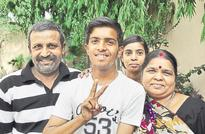 PSEB results: Despite odds, they did their parents proud