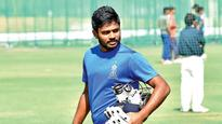 Need to have controlled aggression: Sanju Samson