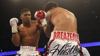 Joshua's dominance continues with 17th straight KO in heavyweight title defense