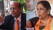 Nirmala Sitharaman links Abhishek Manu Singhvi's wife with Nirav Modi's company, Cong spokie threatens defamation