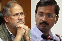 Jung's resignation a surprise to me, tweets Kejriwal