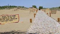 Where tourists come to recall Longewala battle