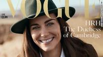 Duchess of Cambridge gets Vogue cover