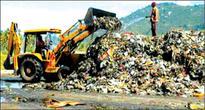 Garbage raises stink in MCC