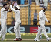 Ashwin, Pujara pin down Australia as India level series
